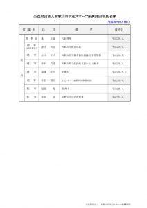 30役員名簿(6.6)のサムネイル