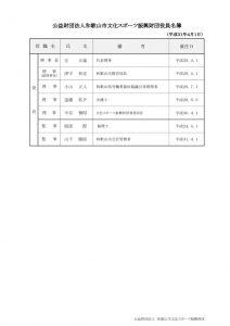H31役員名簿のサムネイル